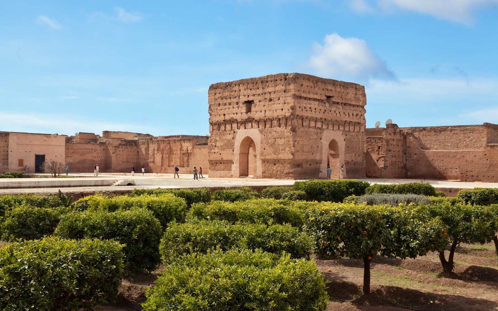 what to do in marrakech: bahia palace